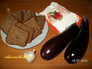 Вкусные гренки из черного хлеба