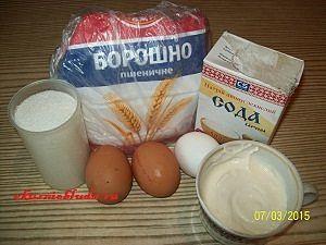 ингредиенты для микадо
