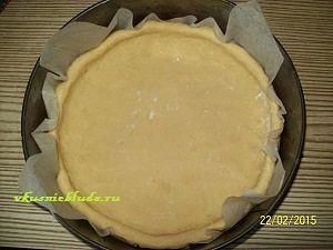 основа для мясного пирога