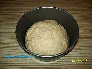 тесто для булочек с творогом