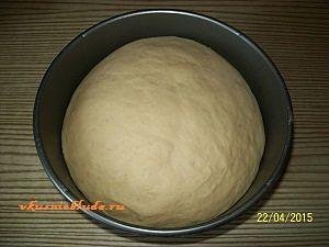 тесто для пирожков с мясом