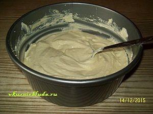 начинка пирог шоколадный