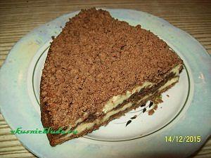 вкусный пирог шоколадный