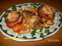 Как приготовить фаршированные помидоры.