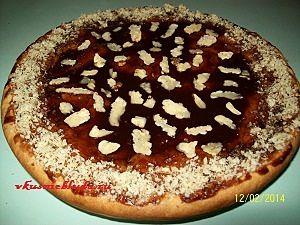 песочный торт с орехами рецепт