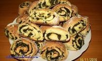 вкусные пирожки в духовке