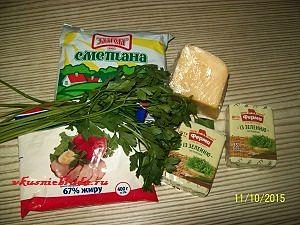 ингредиенты для свинины