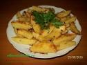 Как запечь картофель в духовке.