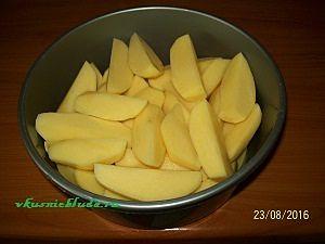 картошка дольками для запекания