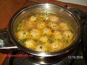 рецепт суп вермишелевый