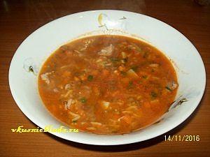 как приготовить суп из маша