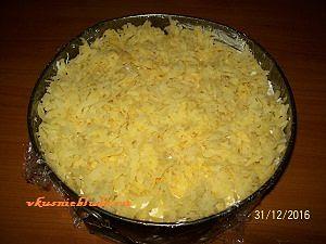 картофельный слой для поляны