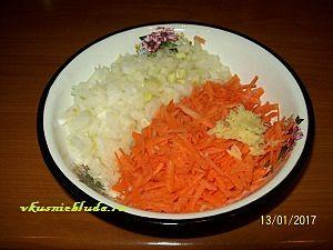 лук морковь имбирь