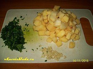 овощи для супа из маша