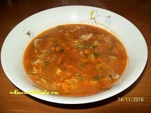приготовить суп из маша