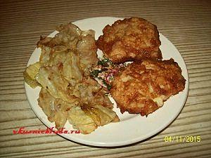 рецепт савойская капуста