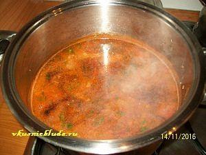рецепт супа из маша