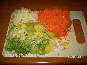 порей морковь петрушка