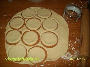 заготовки для мини пирожков