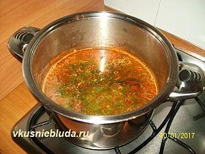 суп с красной чечевицей рецепт