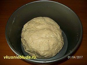 тесто для творожного печенья
