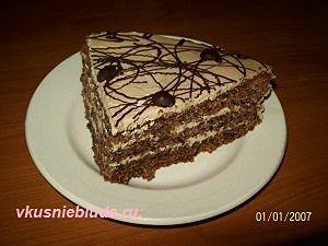 кофейный торт рецепт
