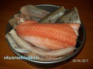 рыба для супа