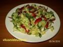 Салат витаминный.