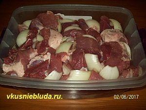 маринование свинины для шашлыка