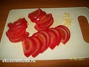 помидоры чеснок для кабачков