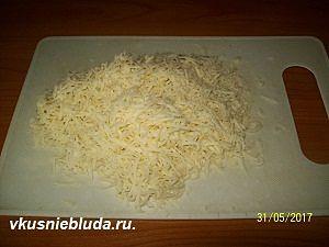 сыр для кабачков