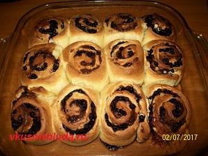 пирожки с черникой рецепт
