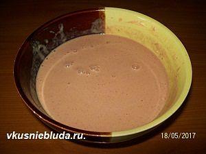 сливки с томатной пастой