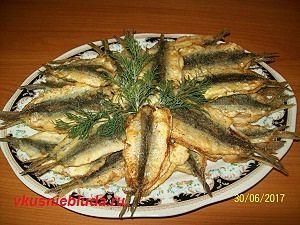 как пожарить мелкую рыбу вкусно