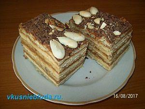 как приготовить торт арлекин