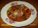 Суп из бычьих хвостов.