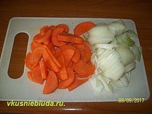 овощи для ставриды