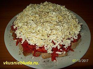 рецепт салата с фетой