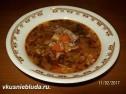 Рисовый суп.