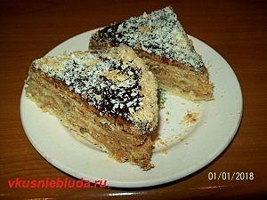 как приготовить торт сникерс