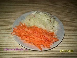 лук морковка для соуса