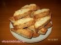 Печенье с грецкими орехами.