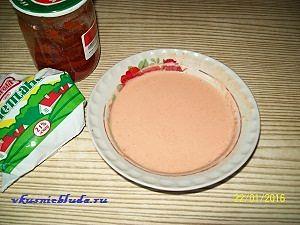 соус для тефтелей из индейки
