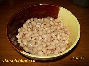 фасоль для винегрета