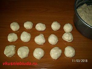 рецепт пончиков из творога