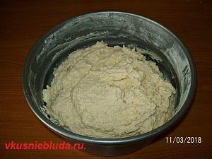 творожное тесто для пончиков
