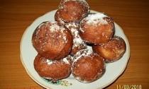 вкусные пончики из творога