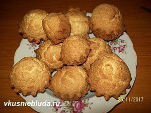 рецепт кексы на сметане
