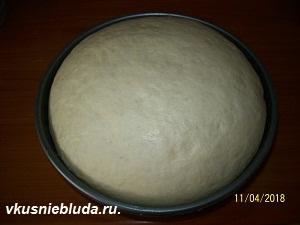 сдобное тесто для кекса