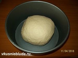 тесто для кекса